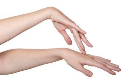 Arm polisher