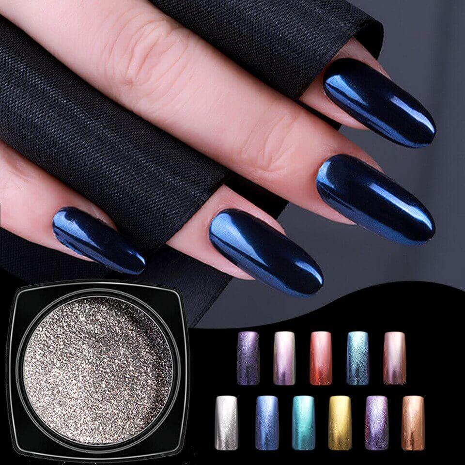 super shine nail art