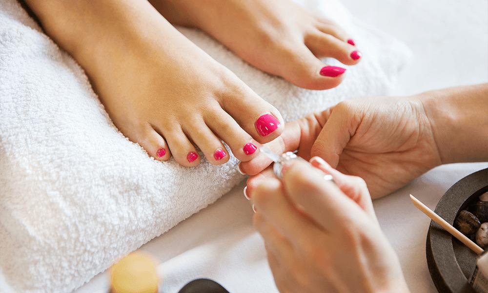 toe removing