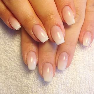 basic mani without polisher